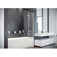 Штора на ванну BESCO PRESTIGIO 150x80