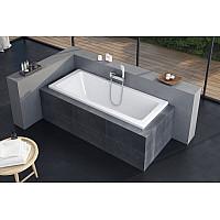 Ванна EXCELLENT AVA 170x70 з ніжками WAEX.AVA17WH