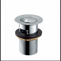 Донний клапан KFA ARMATURA 660-354-00 хром