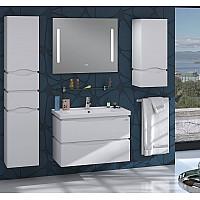 Пенал для ванної кімнати SANWERK ALESSA AIR 35 MV0000367 R - правосторонній