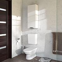 Напівпенал для ванної кімнати SANWERK SLIM ALESSA AIR 35 MV0000593 R - правосторонній