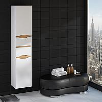 Подвесной пенал для ванной комнаты SANWERK LIGA AIR 35 MV0000396 R - правосторонний