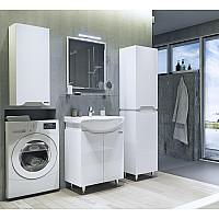 Напівпенал для ванної кімнати SANWERK SLIM SIMPLI AIR 35 MV0000726 R - правосторонній
