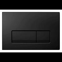Черная кнопка смыва Geberit Delta 51 115.105.DW.1