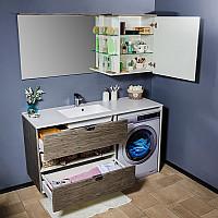 Дзеркальна шафка для ванної кімнати Fancy Marble Vivara L/R