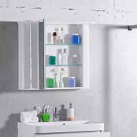 Дзеркальна шафка для ванної кімнати Fancy Marble MC Carla 800
